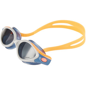 speedo Futura Biofuse Flexiseal Triathlon Female Goggle Fluo Orange/Stellar/Smoke